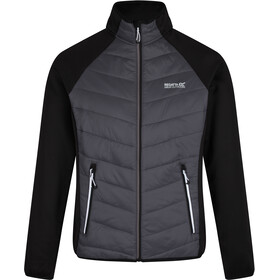 Regatta Bestla Hybrid Jacket Men black/magnet